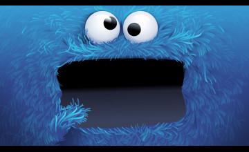 Cookie Monster HD Wallpaper