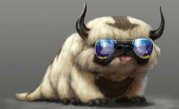 Cool 3D Wallpaper HD Dogs