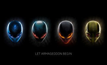 Cool Alienware Wallpaper HD