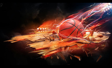 Сool Basketball Desktop Wallpapers