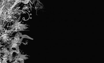 Cool Black Background Designs