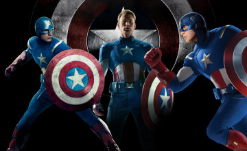 Cool Captain America Wallpapers