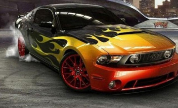 Cool Car Wallpapers for iPhone