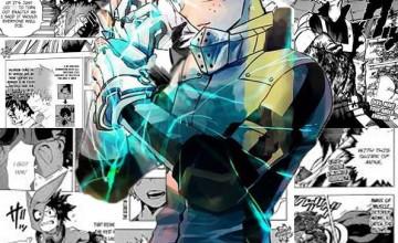 Cool Deku Anime Wallpapers