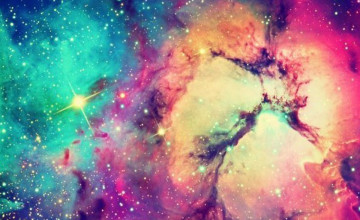 Cool Galaxy Wallpapers for Girls