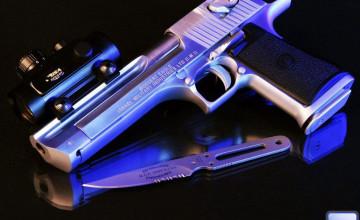 Cool Gun Wallpaper