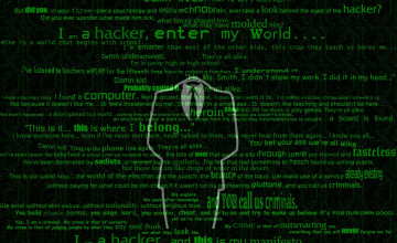 Cool Hacker Wallpaper