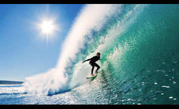 Cool HD Surf Wallpaper