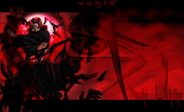 Cool Itachi Wallpapers