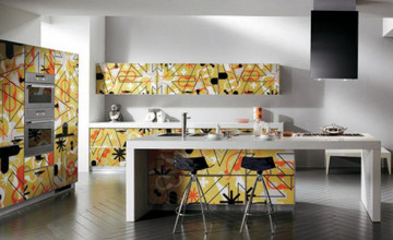 Cool Kitchen Wallpaper