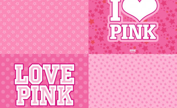 Cool Love Pink Wallpapers