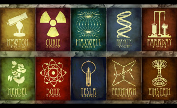 Cool Science Wallpapers