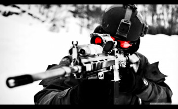 Cool Sniper Wallpapers
