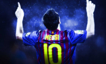 Cool Soccer Wallpapers Messi