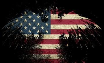 Cool USA Flag Wallpaper