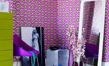 Cool Wallpapers for Girls Rooms