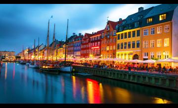 Copenhagen Wallpapers