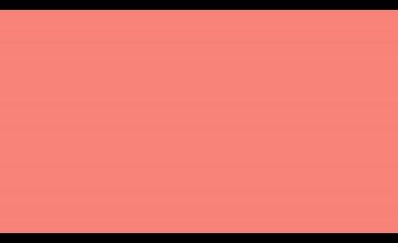 Coral Pink Wallpaper