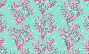 Coral Wallpaper Patterns
