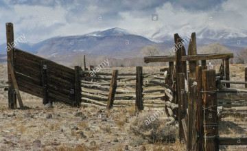 Corral Background