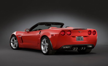 Corvette Wallpaper Widescreen