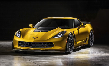 Corvette Z06 HD Wallpaper