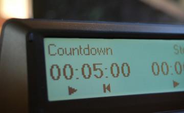 Countdown Clock Wallpaper
