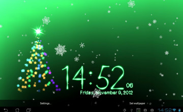 Countdown to Christmas 2015 Wallpaper