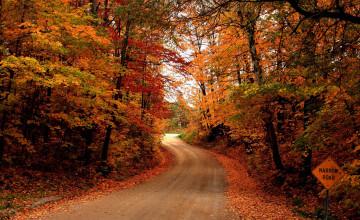 Country Fall Wallpaper for Desktop