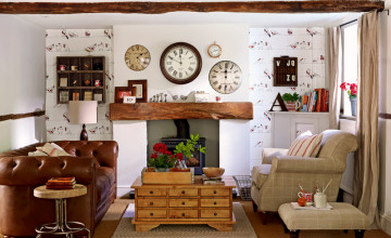 Country Living Wallpaper