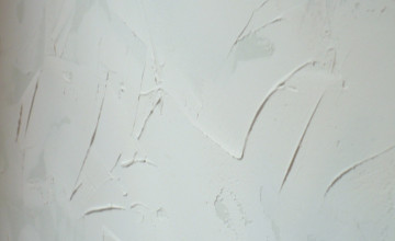 Covering Wallpaper with Texture Compound