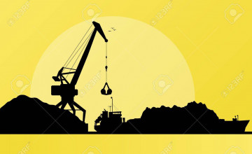 Crane Background