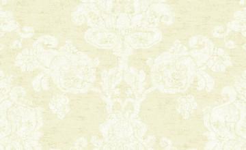 Cream and White Wallpaper