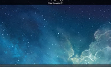 Create iPad Lock Screen Wallpaper