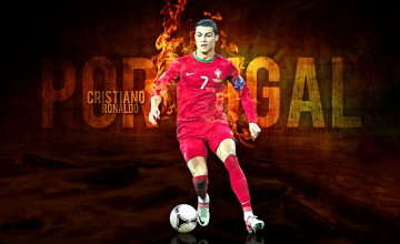 Cristiano Ronaldo Wallpaper Portugal