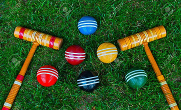 Croquet Background