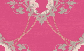 Crown Wallpaper and Fabrics