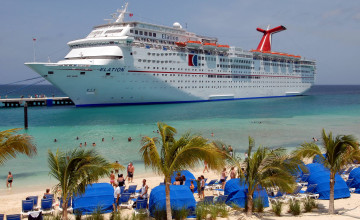 Cruise Ships Wallpapers