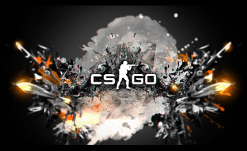 CS GO 1600X900 Wallpaper