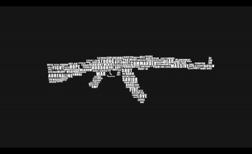 CSGO AK47 Wallpaper