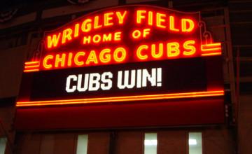 Cubs Win Wallpaper