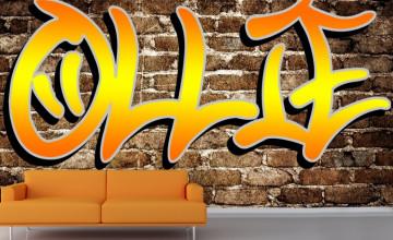 Custom Graffiti Wallpaper Murals