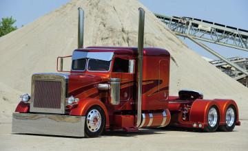 Custom Semi Trucks Wallpaper 1680x1050