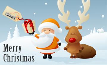 Cute Christmas Desktop Wallpaper