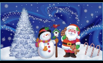 Cute Christmas Wallpapers and Screensavers