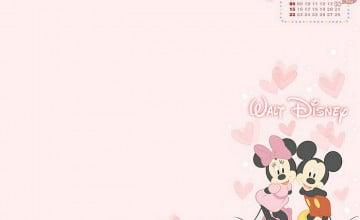 Cute Disney Spring Wallpaper
