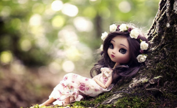 Cute Doll Wallpapers