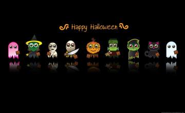 Cute Halloween Wallpapers