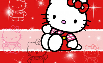 Cute Hello Kitty Pictures Wallpaper