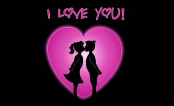Cute I Love You Wallpapers